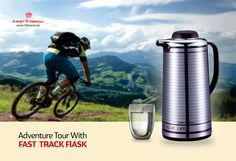 http://www.ftmena.ae/product/vacuum-flasks  Purchase good quality Vacuum Flasks from Fast Track Electronics. #Vacuumflasks #Travel #tour #tripping #hotwater