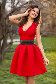 gardenofelegance: Garden of Eleganceಌ I Dress, Dress Outfits, Casual Dresses, Girl Outfits, Fashion Outfits, Womens Fashion, Fashion Clothes, Fashion Ideas, Gif Fashion