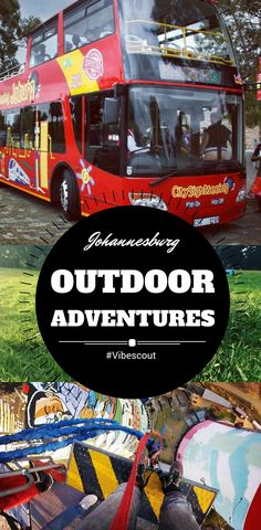 While Johannesburg is more of a concrete jungle than a green one, there are still many outdoor activities to enjoy.
