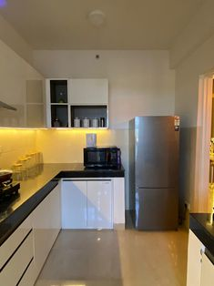 Customized and Stylish Interior Décor for a Sample Flat in Gurugram | homify