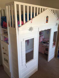 Loft bed. #Loftbed #ladderlock #toddlerlock