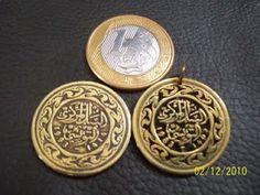 Arte em moedas... fantástico!