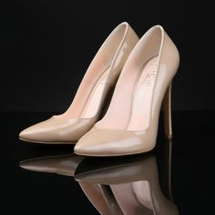 Keep your heels, head, and standards high.      Shoes transform your body language and attitude. The right pair of shoes can change the feel of an outfit, and even change how a woman feels about herself. A woman can wear confidence on her feet with a high stiletto from Torry Milano. #highheels#fashion#stilettoshoes#footwear#trendyshoes#stylishfootwear#galmup#fabulous#fancy#shoelover#pumps#stiletto#fabulous#luxury#elegant#classy#lady  Classy Lady, Classy Women, High Shoes, Stiletto Pumps, Body Language, Attitude, Confidence, Footwear, Fancy