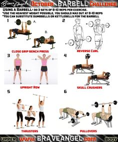 Week 3 Workout Routines