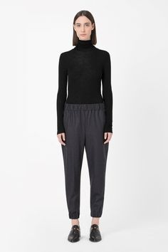 COS | Cuffed wool trousers