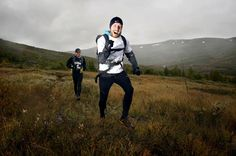 Hardangervidda Marathon in September, Norway. Photo Kai-Otto Melau.