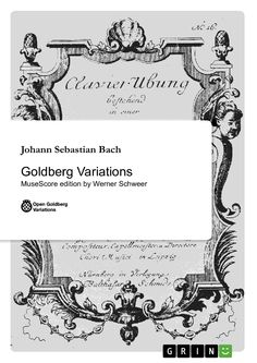 GRIN, a German publisher, has released the Open Goldberg Variations score in print. Wonderful news for free culture.