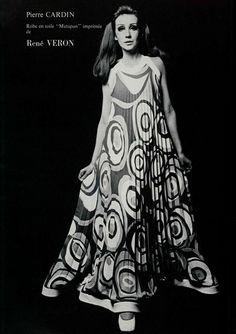 Pierre Cardin, 1968