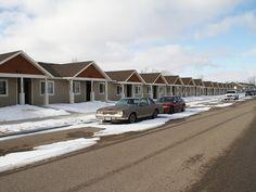 Halliburton housing