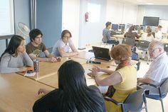 Mesa de trabajo 3. Seminario: Visiones sobre Mediación Tecnológica en Educación. Segunda Sesión, 7 de abril de 2014.