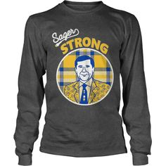 Sager Strong Shirt (Rip CRAIG SAGER ) - myteespring.com