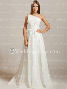 wedding gown,chiffon beach wedding dresses