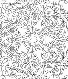 abstract coloring pages come in a wide range of varieties with mandala coloring pages being one