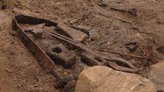 Rare 9th Century Tools Discovered under Norwegian Garden