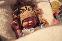 The sweetest little hat ever!