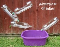 Adventures of Adam water wall for toddlers