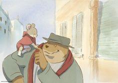 English-language Voice Cast Announced for 'Ernest & Celestine' Ernest Et Celestine, Sundance Kid, Illustrations, English Language, Disney Characters, Fictional Characters, Adoption, Aurora Sleeping Beauty, It Cast