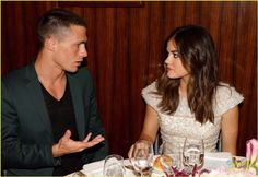 Colton Hayes & Lucy Hale