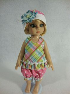 """Tonner 10"""" Patsy Doll and OOAK Outfit 