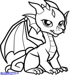 chinese dragon head clipart black and white