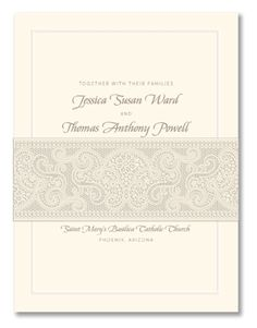 http://www.williamarthur.com/products/Ecru-Pearl-Band-Wedding-Invitation-with-Lace-Wrap_94-98414W57_5874/image