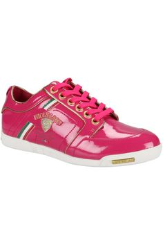 Nickelson Fairy Shoes Hot Pink