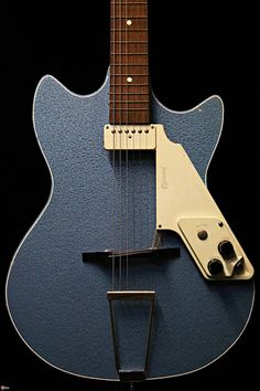 1953 Egmond Manhatten. Egmond guitars were made in the 50's and 60's in the Netherlands.