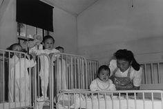 Orphanage nurse