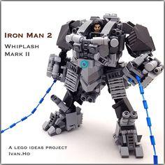 https://flic.kr/p/s1nvm9 | LEGO Whiplash Mark II