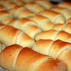 Kiflice sa šunkom i sirom (ili nekim drugim nadjevom) | Moja kuhinja