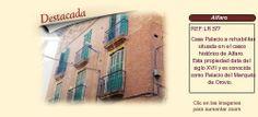 LR577 Alfaro. La Rioja  Casa Palacio en venta