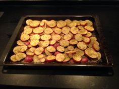 Roseval Aardappeltjes met biefstuk in champignon roomsaus - http://Keukengadget.nl
