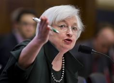 Committee Chair: Yellen, Fed Unwilling to Comply With Investigation Surrounding FOMC Leak - Washington Free Beacon Janet Yellen, Culture War, Weird News, Strong Love, Note, Angst, Investigations, Finance, Politics