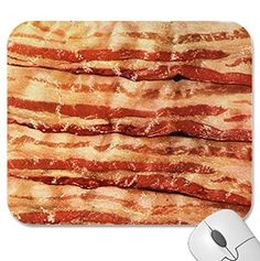 """BACON COMPUTER MOUSE PAD"" d"