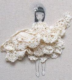 El arte mixto de Izziyana Suhaimi   La Maison Bisoux