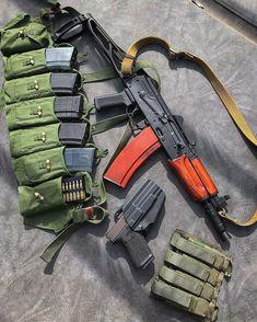 Likes, 1 Comments - Guns Weapons Guns, Guns And Ammo, Battle Rifle, Shooting Guns, Custom Guns, Military Guns, Hunting Rifles, Assault Rifle, Cool Guns