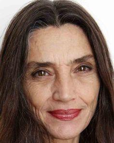 Angela Molina, Spanish actress born in 1955, she's 58 years old. #rugasnaboca #wrinklesinthemouth #arrugasenlaboca