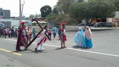 Holy Week, Friday in Juncos Puerto Rico