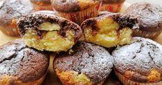 A muffin a világ egyik legegyszerűbben elkészíthető süteménye, az alábbi recept viszont picit különlegesebb. Muffin, Cobbler, Cake Recipes, Food And Drink, Cookies, Breakfast, Crack Crackers, Morning Coffee, Easy Cake Recipes
