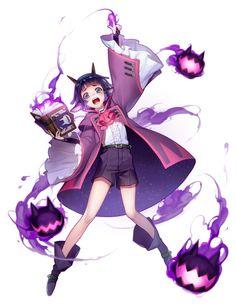ADSUM。 - 아르피엘 공모전 Fantasy Character Design, Character Design Inspiration, Character Concept, Character Art, Anime Chibi, Manga Art, Anime Art, Thicc Anime, Desu Desu