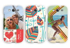 NEW! Customize your own Samsung Galaxy S3 case. Starting at $39.95