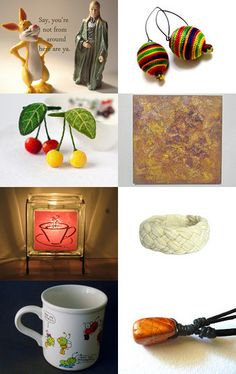Fab Finds by Chrystina on Etsy--Pinned with TreasuryPin.com