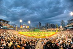 Pittsburgh - PNC Park  Photography by Dave DiCello