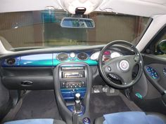 Interior mod - now steering wheel has been done as well (not shown here)
