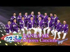 Mix Banda MS Sus Mejores Canciones - YouTube