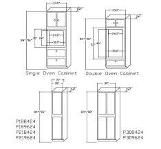 Image Result For Plans To Build A Wall Oven Cabinet Pantry