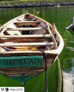 Noen andre som har lyst på #Bacalao nå?  #reiseblogger #reiseliv #reisetips #reiseråd  #Repost @mari_fiv70 (@get_repost)  De gamle trebåtene har en egen sjarmFikk lyst på bacalao nå