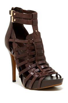 Gemma Platform Sandal by BCBGeneration on @nordstrom_rack