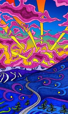 33 Best Psychedelic Wallpapers For Android Trippywally Com