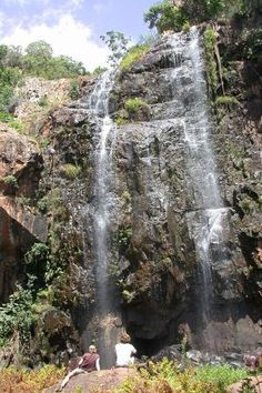 Big Waterfall           Sun Nature Reserve      Louis Trichardt